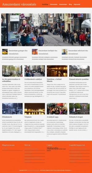 """""""Amszterdam a sokszínűség és tolerancia városa, Észak Velencéje, 1281 híd és 165 csatorna Világa."""""""
